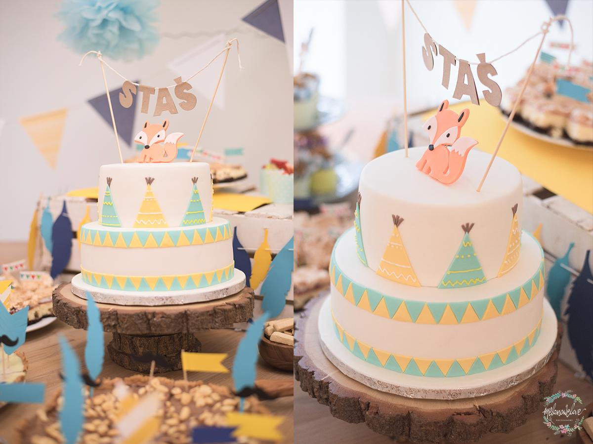 tort urodziny łódź