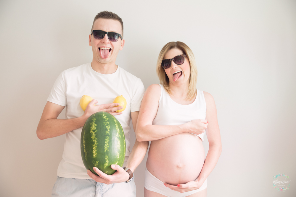 sesja ciążowa - łódź
