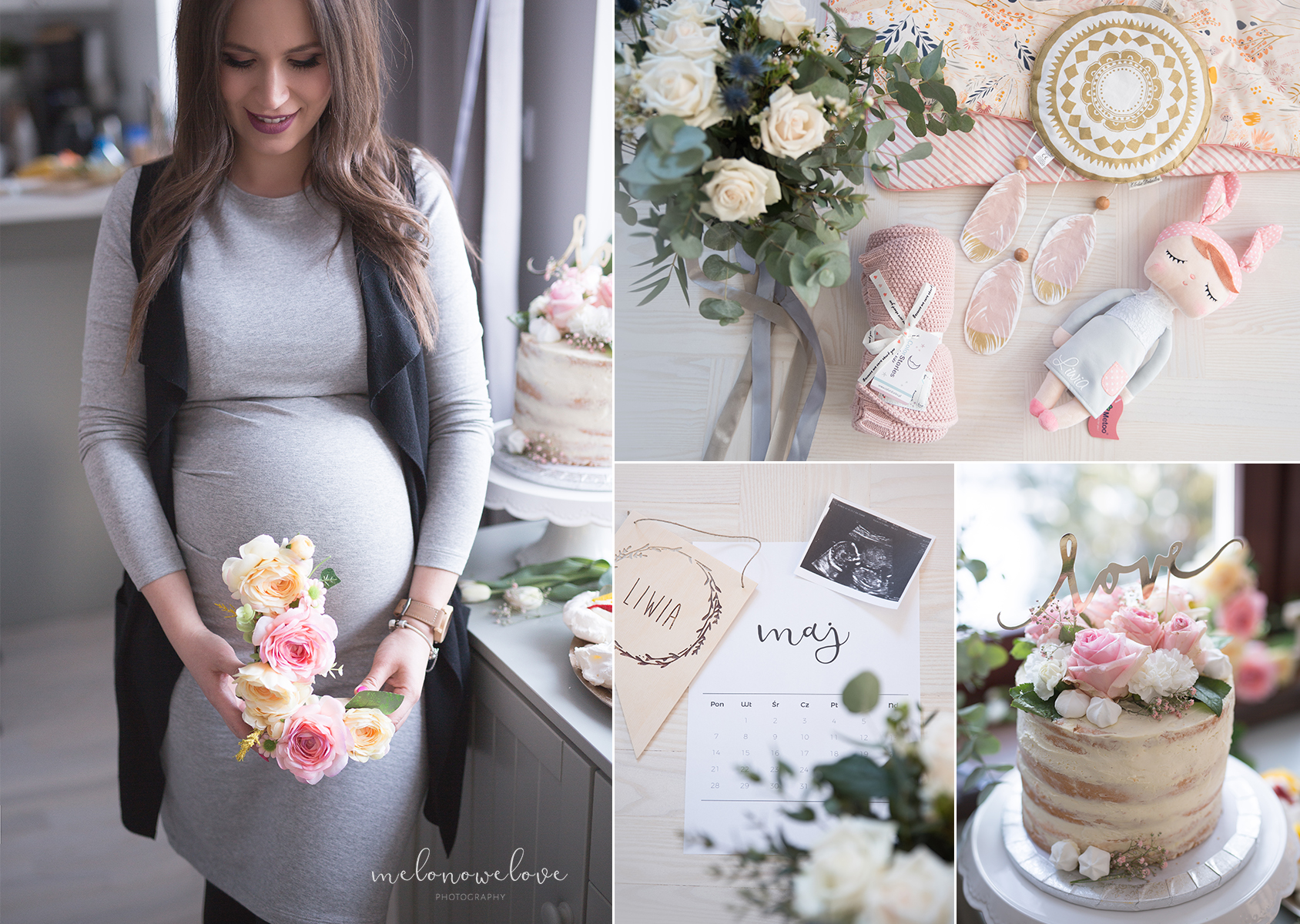 baby shower lodz