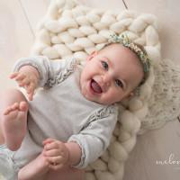 sesja niemowleca 6 miesiecy lodz