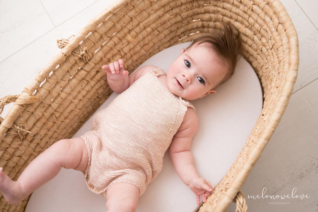 sesja niemowlęca łódź